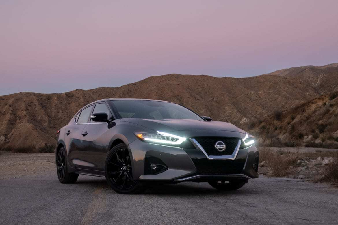 69 The Best 2019 Nissan Maximas Redesign And Review