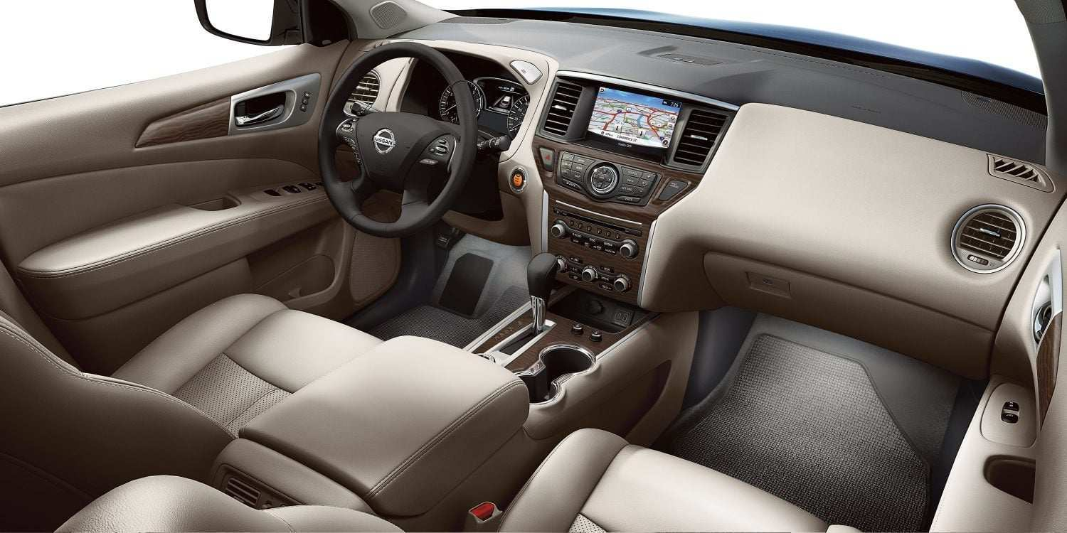 69 The Best 2019 Nissan Pathfinder New Review