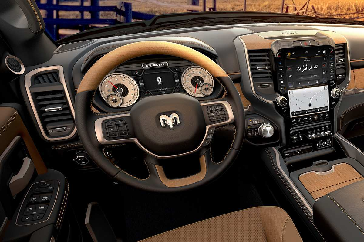 69 The Best 2019 Ram 2500 Diesel Interior