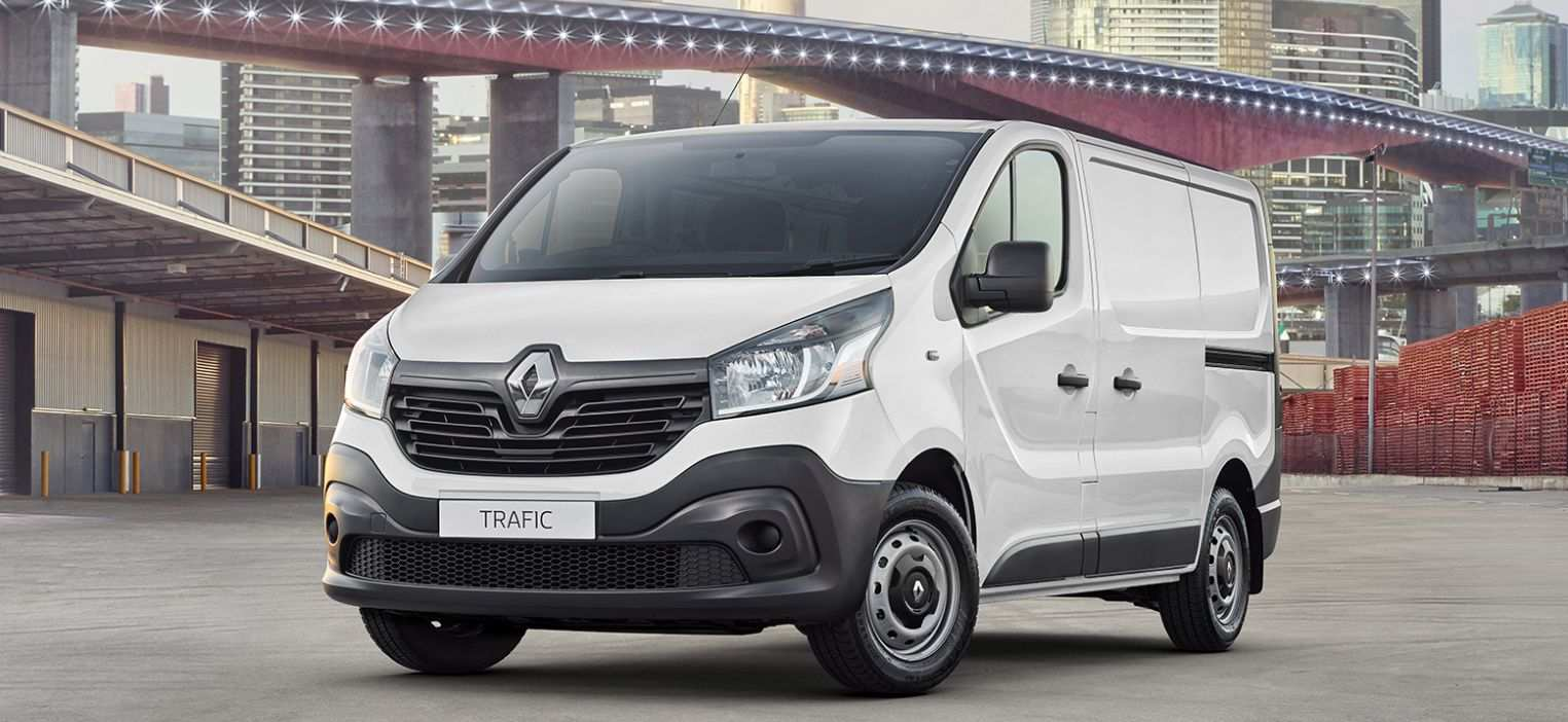 69 The Best 2019 Renault Trafic Redesign And Review