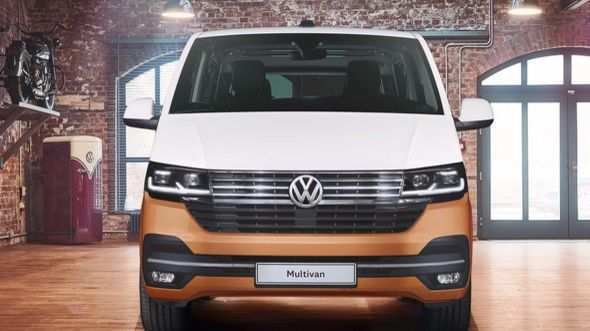 69 The Best 2019 VW Bulli Exterior And Interior