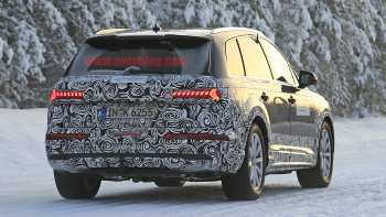 69 The Best 2020 Audi Q7 Spy Shoot