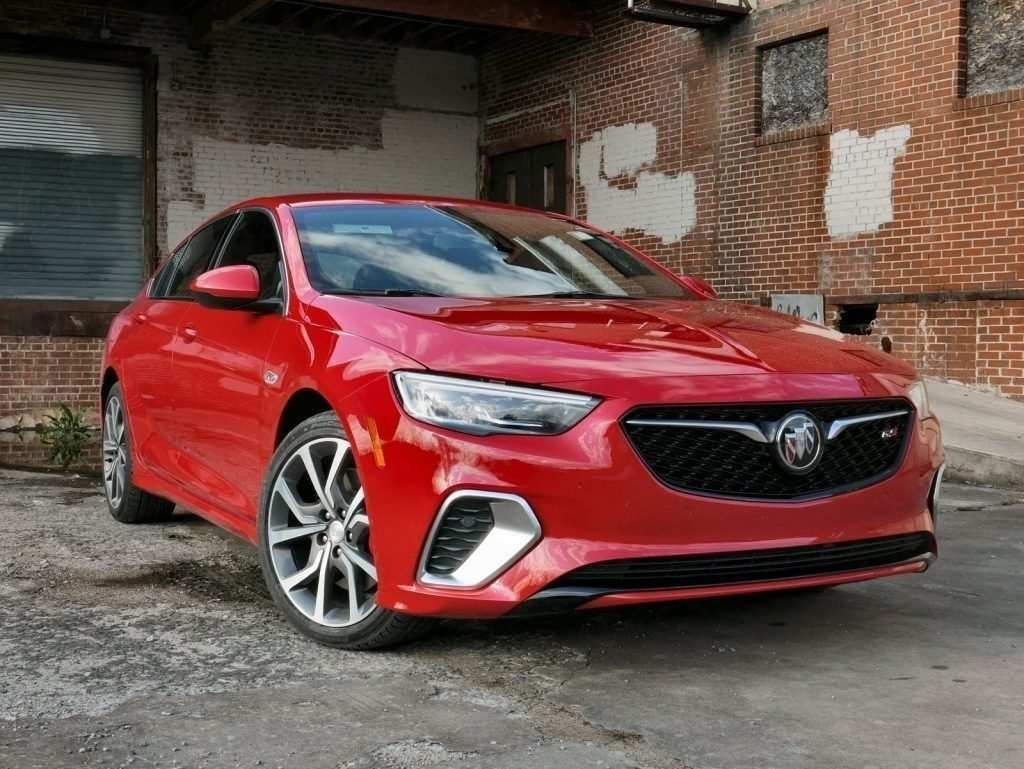 69 The Best 2020 Buick Regal Gs Coupe Spesification
