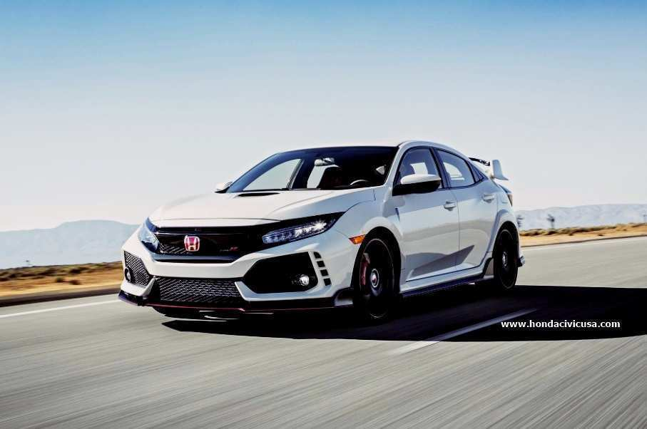 69 The Best 2020 Honda Civic Type R Interior