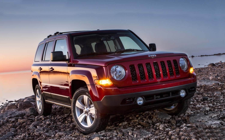 69 The Best 2020 Jeep Patriot Redesign