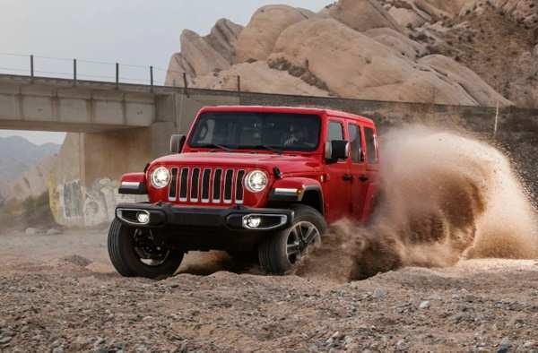 69 The Best 2020 Jeep Wrangler Release Date Performance And New Engine