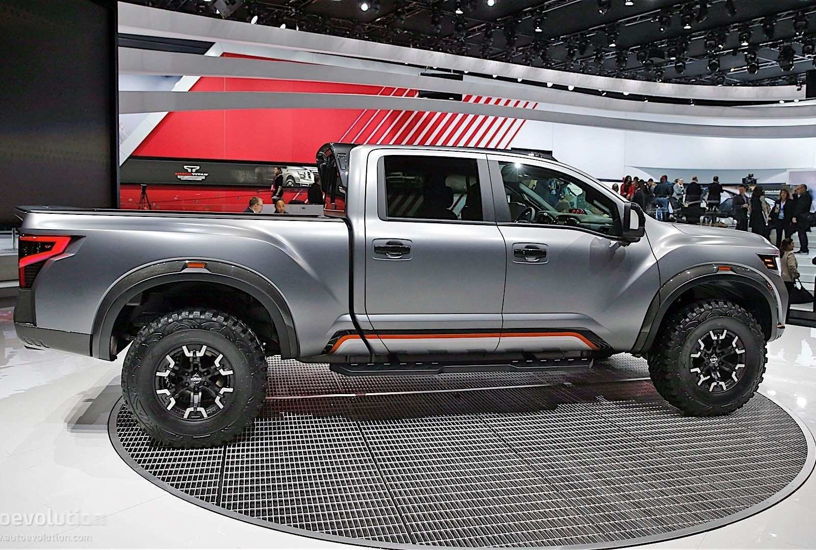 69 The Best 2020 Nissan Titan Xd Redesign And Concept