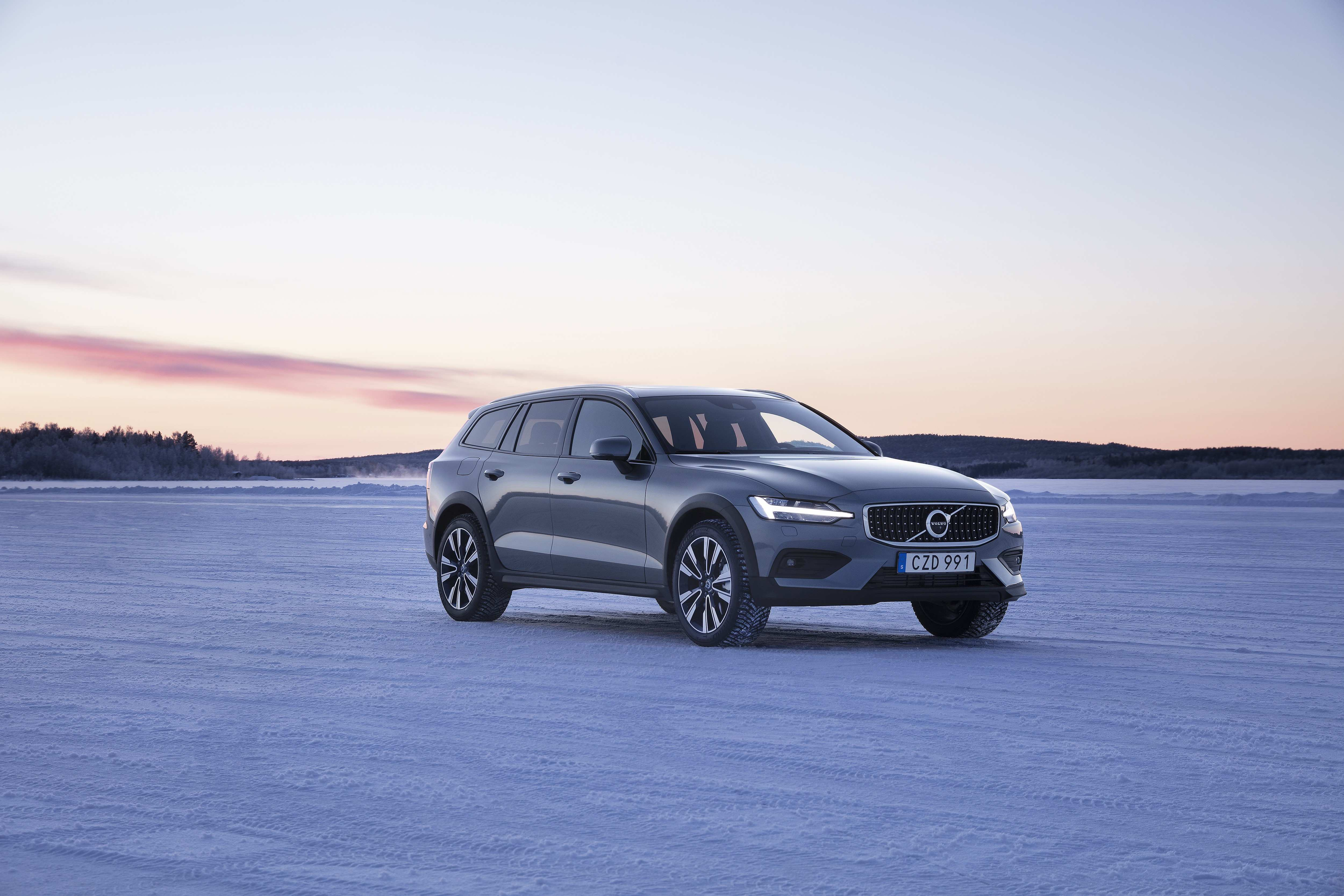 69 The Best 2020 Volvo V60 Cross Country Research New