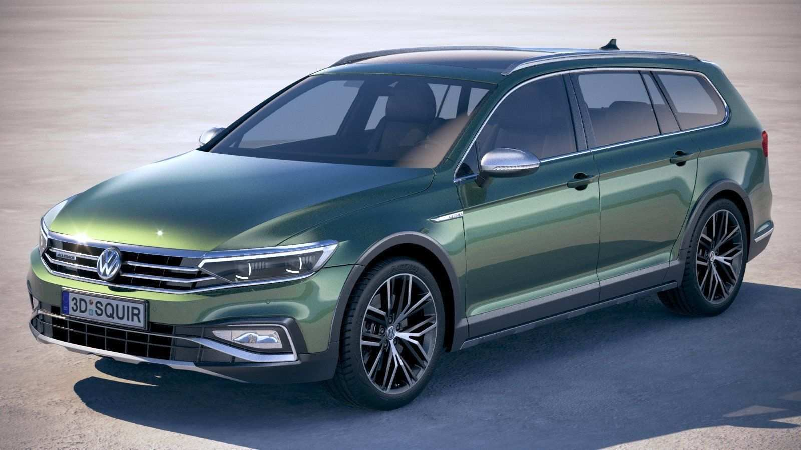 69 The Best 2020 Vw Passat Alltrack Rumors