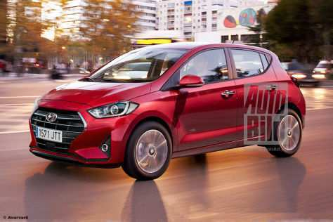 69 The Best Hyundai I10 2020 New Review