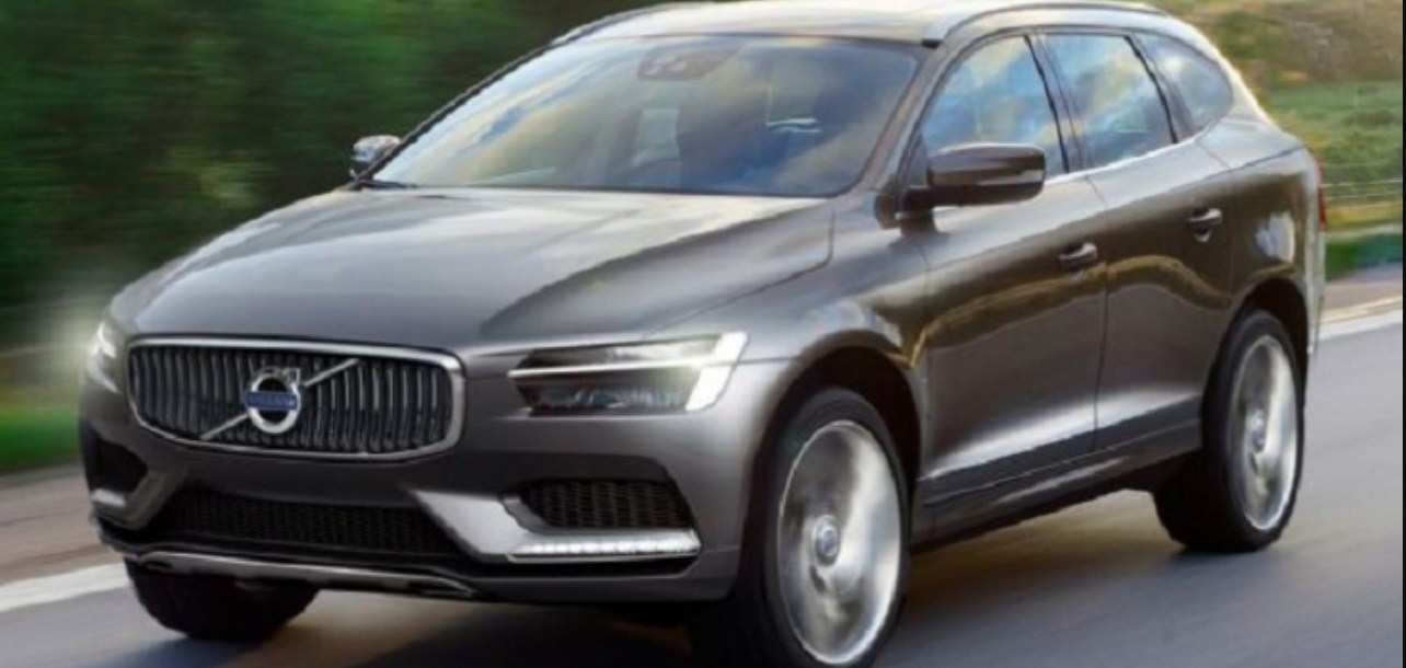 69 The Best Volvo Xc60 2019 Manual First Drive