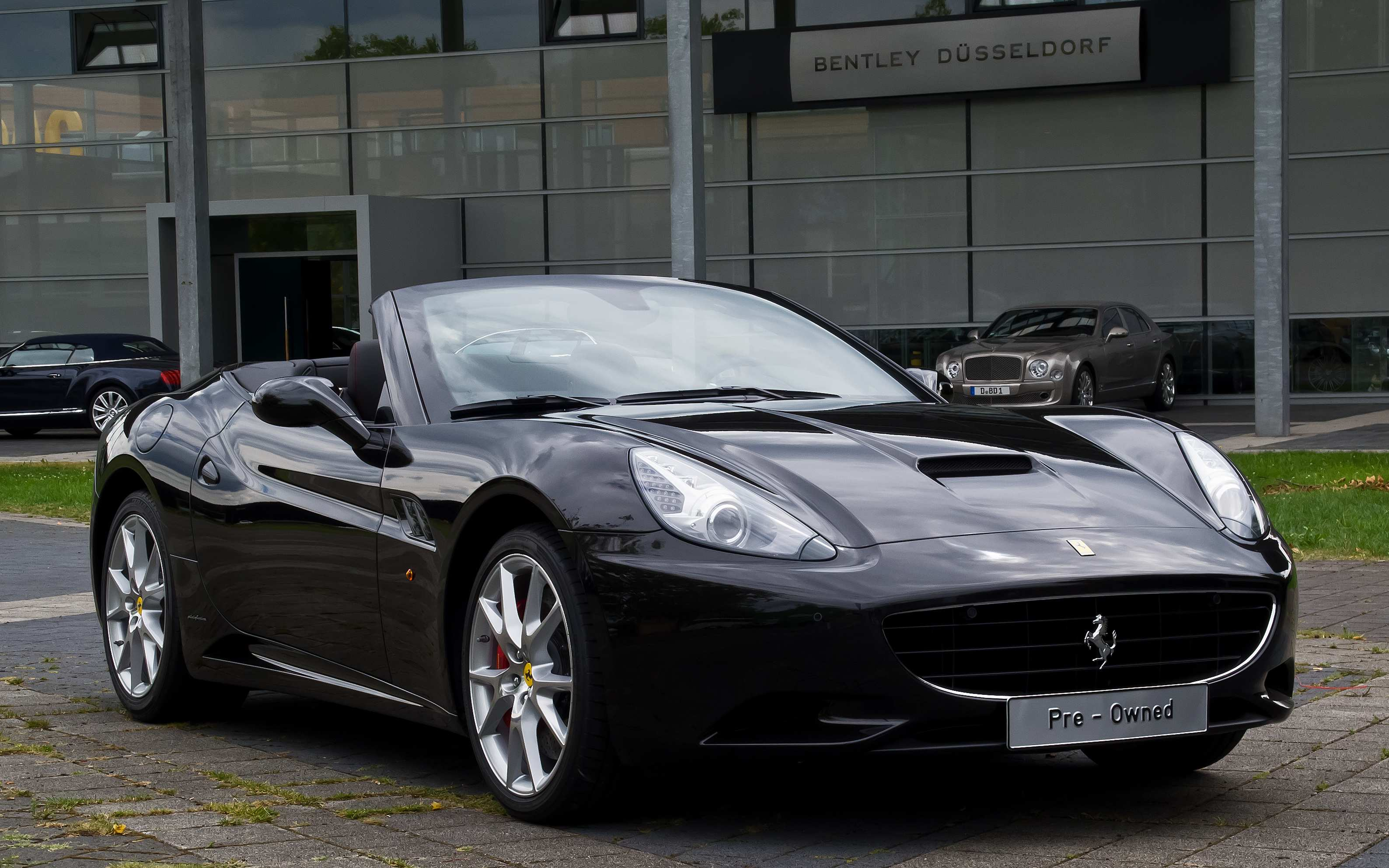 69 The Ferrari California T 2020 Release