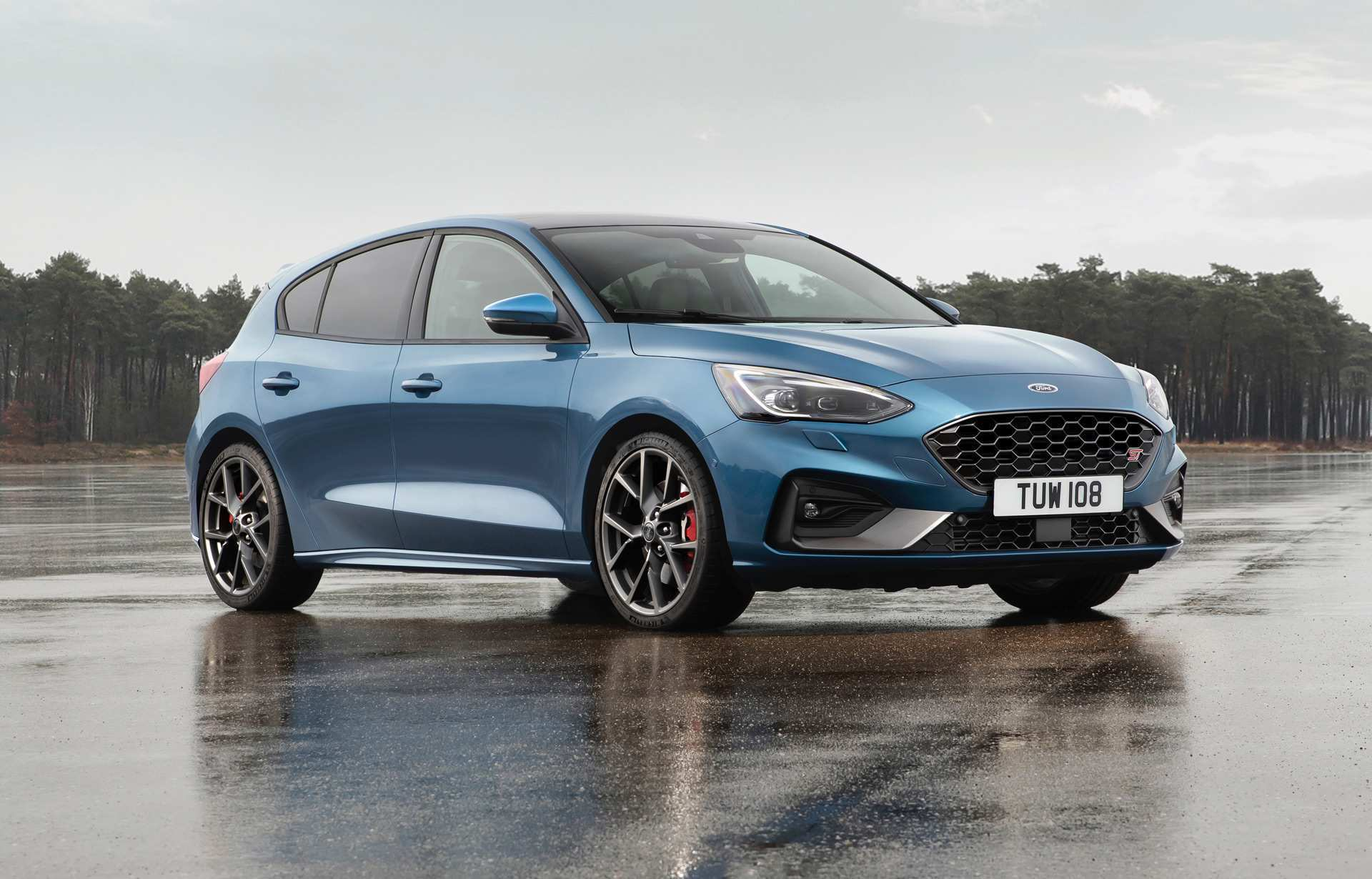 69 The Ford Focus Rs 2020 Wallpaper