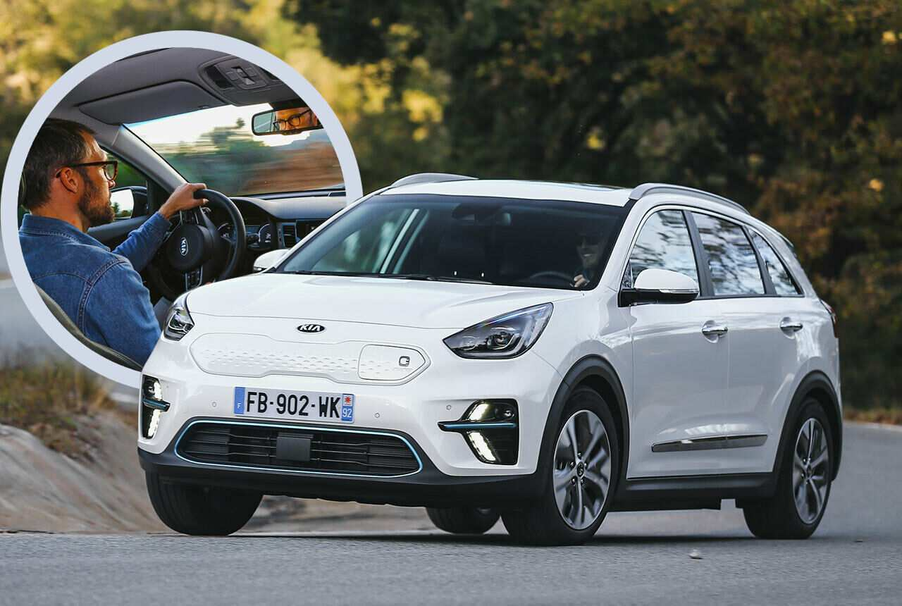 69 The Kia Niro 2019 Performance