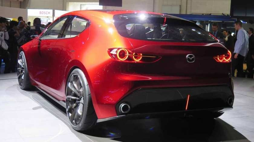 69 The Mazda 3 2019 Lanzamiento Interior