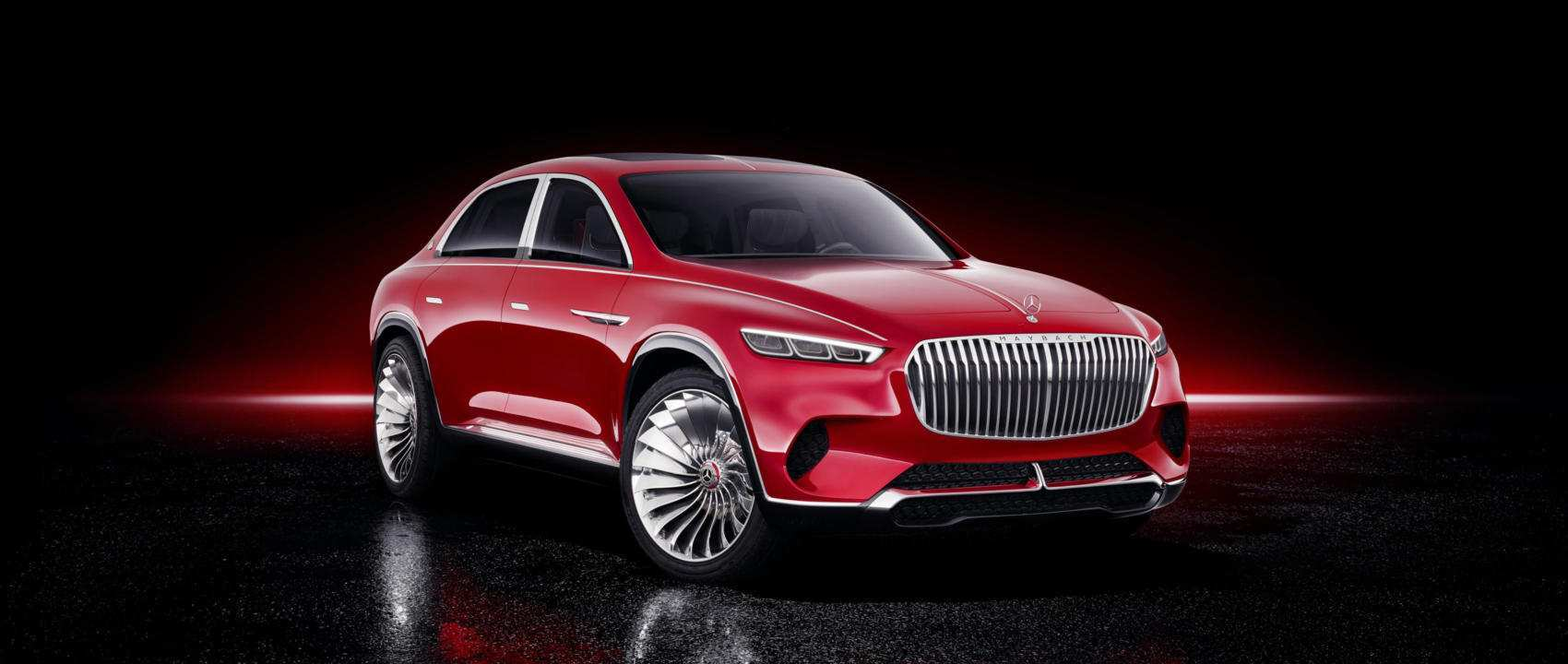 69 The Mercedes Maybach Suv 2019 Rumors