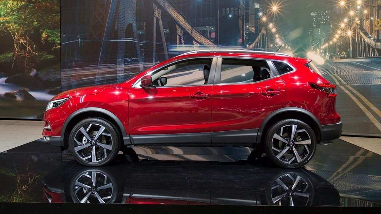 69 The Nissan Rogue Redesign 2020 Release Date And Concept