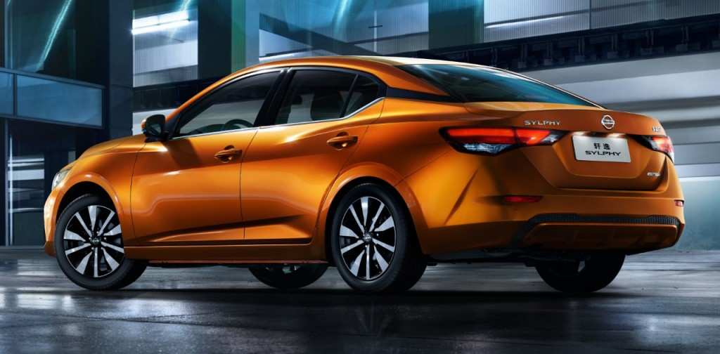 69 The Nissan Sylphy 2020 Style