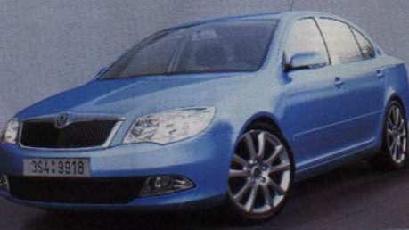 69 The Spy Shots Skoda Superb Price And Release Date