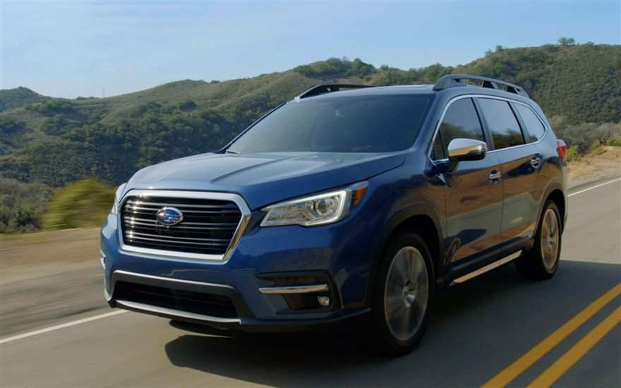 69 The Subaru Eyesight 2019 Price And Release Date
