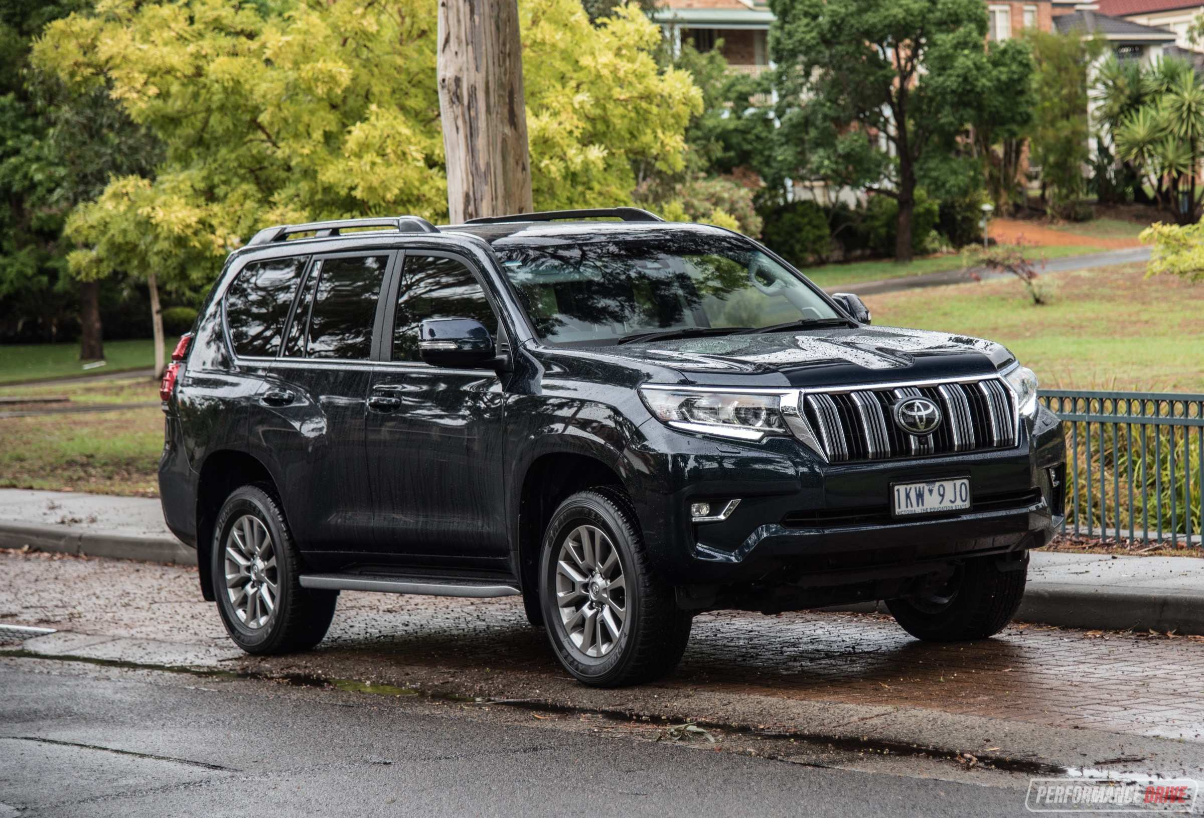 69 The Toyota Prado 2019 Australia Reviews