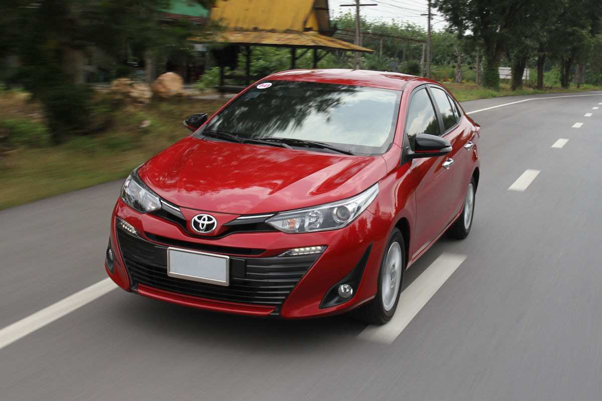 69 The Toyota Vios 2019 Price Philippines Spesification