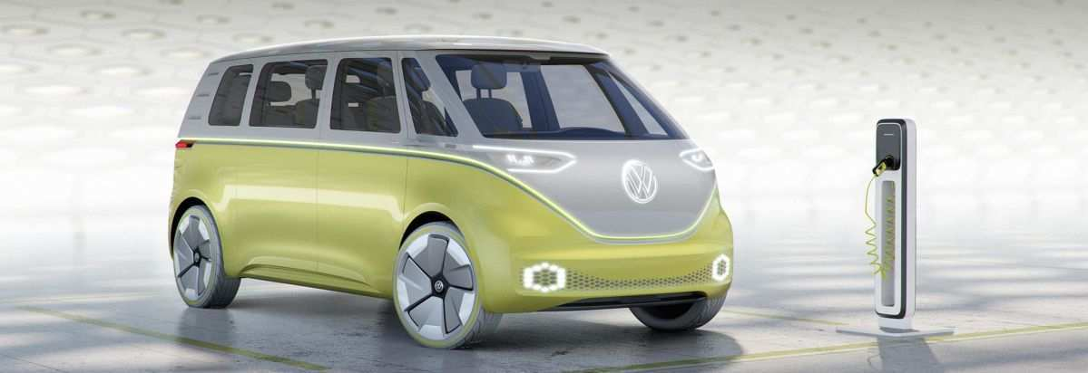 69 The Volkswagen 2019 Electric Interior