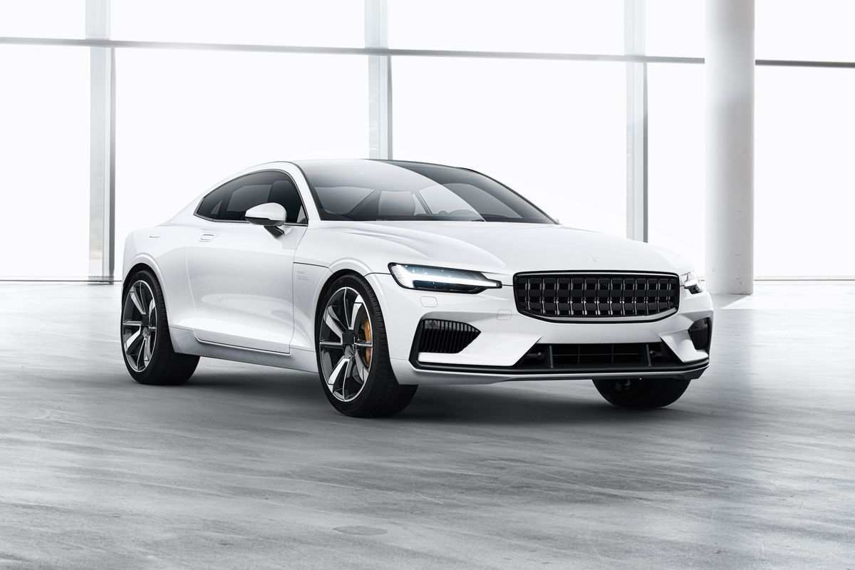 69 The Volvo Coupe 2019 New Model And Performance