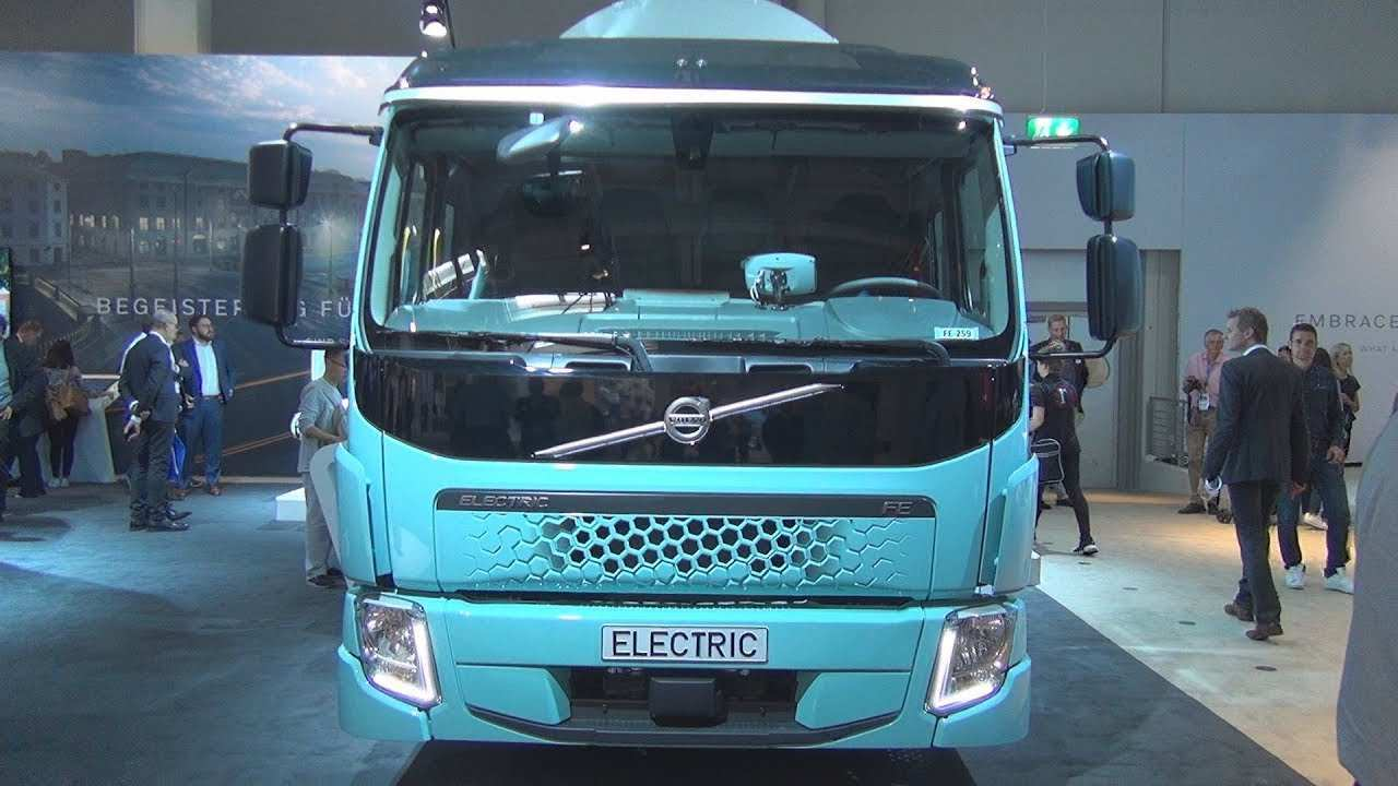 69 The Volvo Electric Truck 2019 Ratings