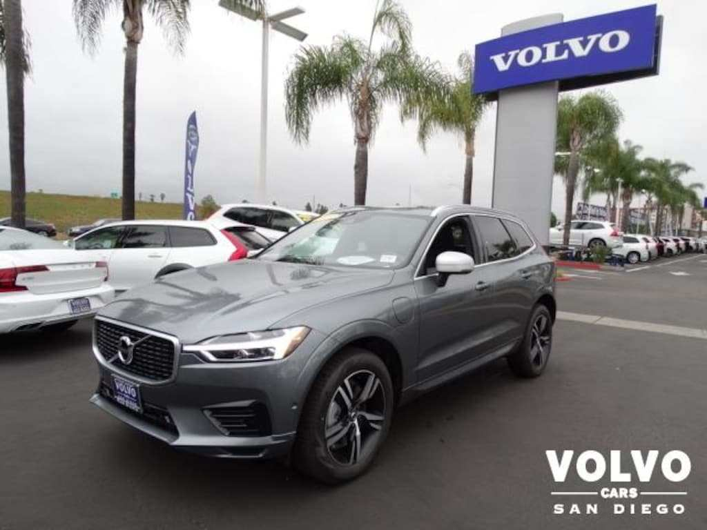 69 The Volvo Xc60 2019 Osmium Grey First Drive