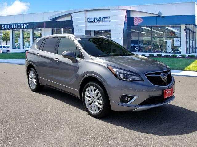 70 A 2019 Buick Envision History