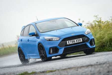 70 A 2019 Ford Focus RS First Drive
