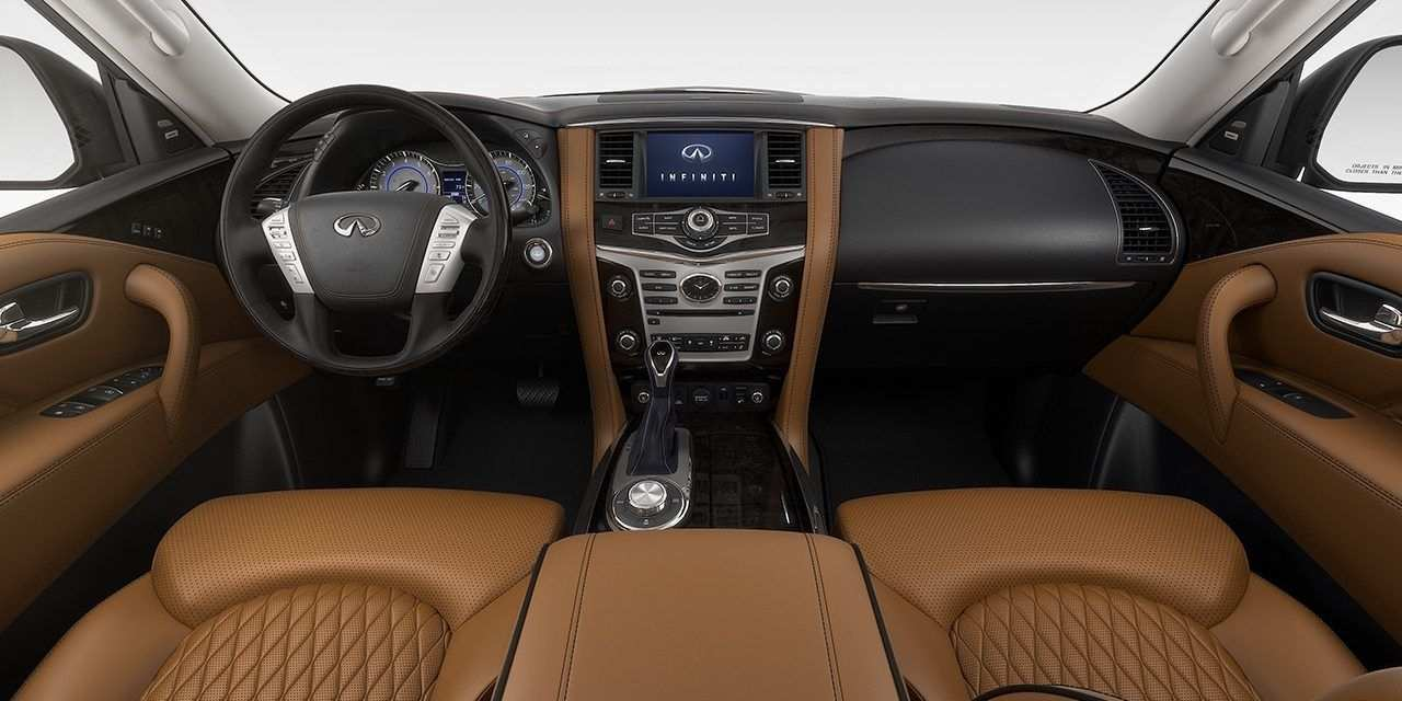 70 A 2019 Infiniti Interior Engine