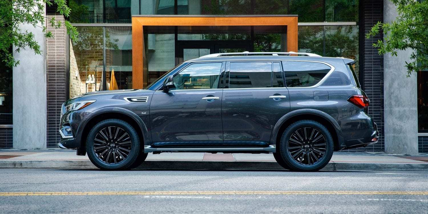 70 A 2019 Infiniti QX80 Price Design And Review