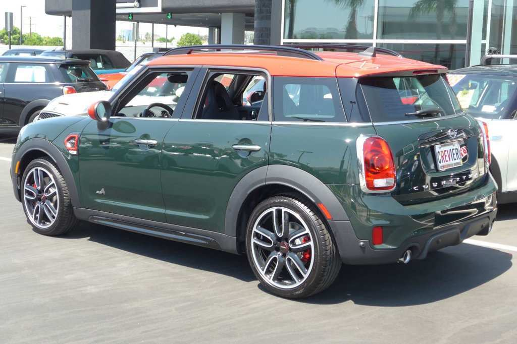 70 A 2019 Mini Cooper Countryman Price Design And Review