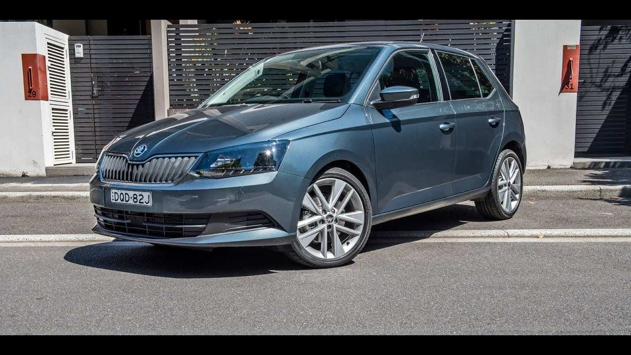 70 A 2019 Skoda Roomster Performance