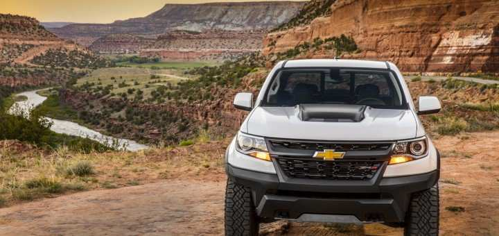 70 A 2020 Chevrolet Colorado Z72 Overview