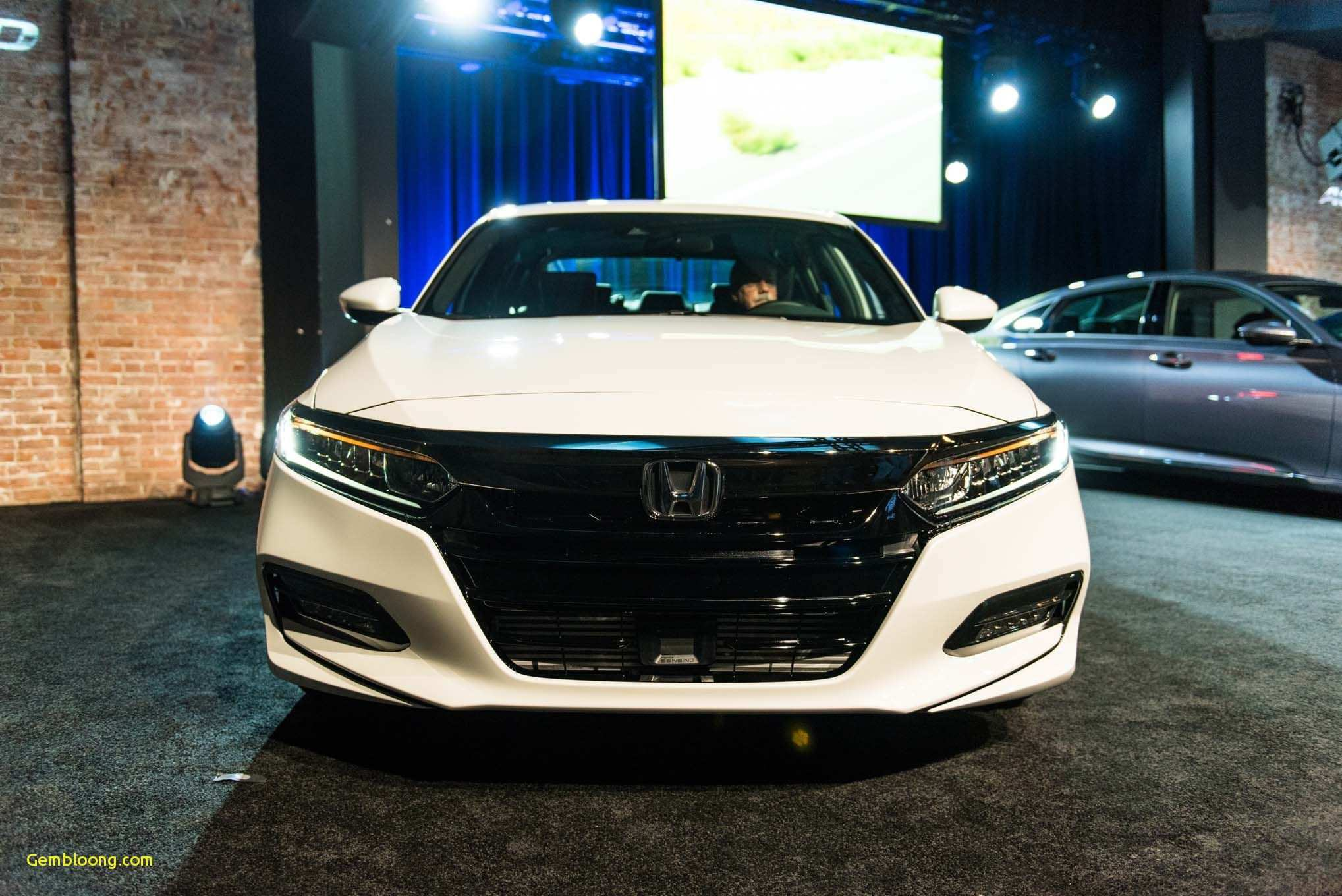 70 A 2020 Honda Accord Spirior Pricing