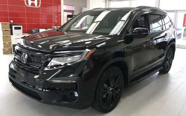 70 A 2020 Honda Pilot New Review