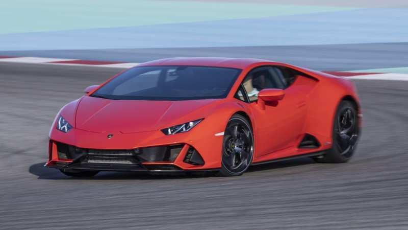70 A 2020 Lamborghini Huracan Price And Review