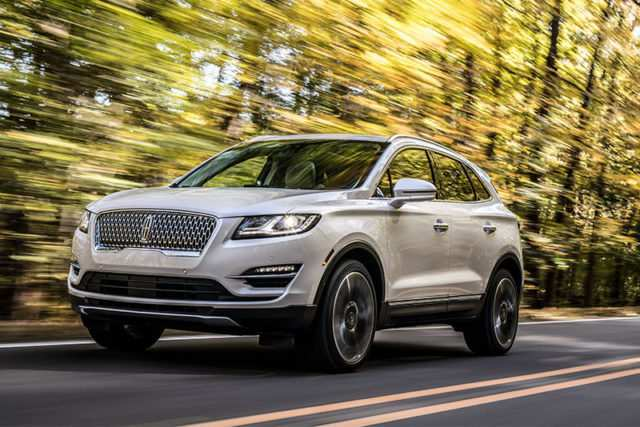 70 A 2020 Lincoln MKS Spy Photos Overview
