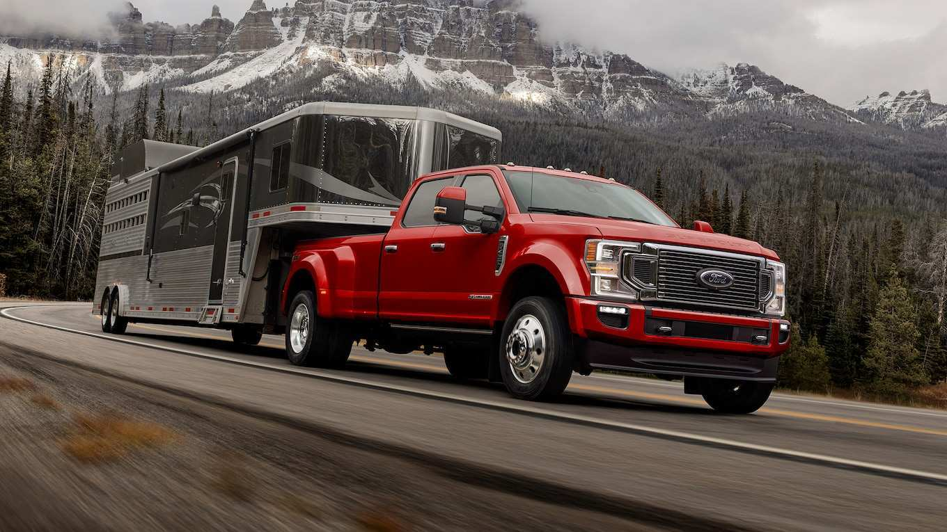 70 A 2020 Spy Shots Ford F350 Diesel Redesign