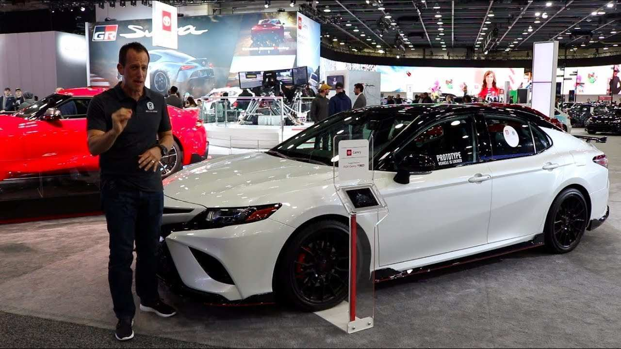 70 A 2020 Toyota Camry Spesification