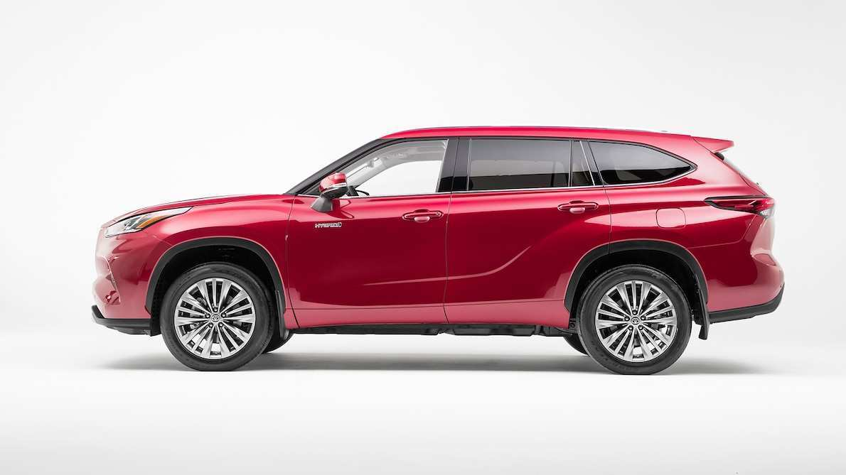 70 A 2020 Toyota Highlander Release Date