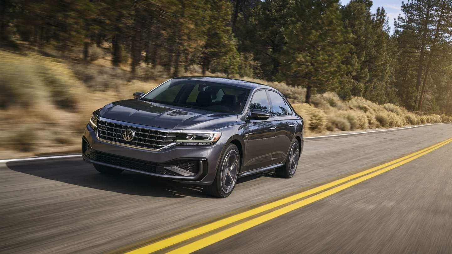 70 A 2020 Vw Passat Performance And New Engine