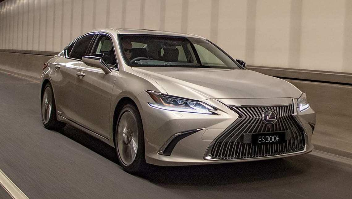 70 A Es300 Lexus 2019 Pricing