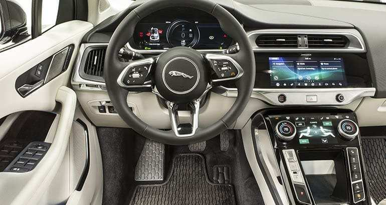 70 A Jaguar F Pace 2019 Interior Research New