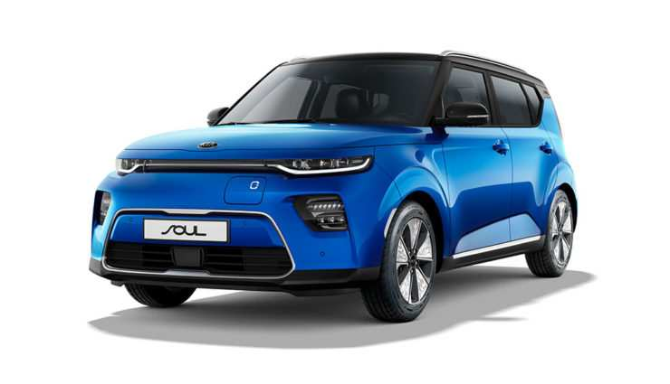 70 A Kia E Soul 2020 Price Overview