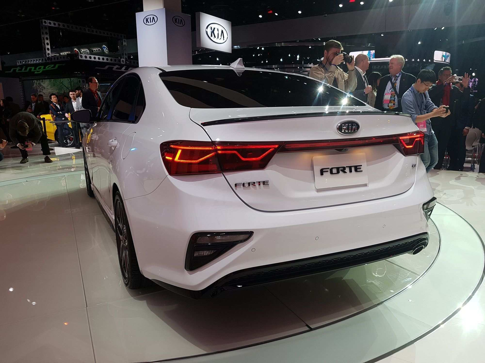 70 A Kia Mexico Forte 2019 Performance And New Engine