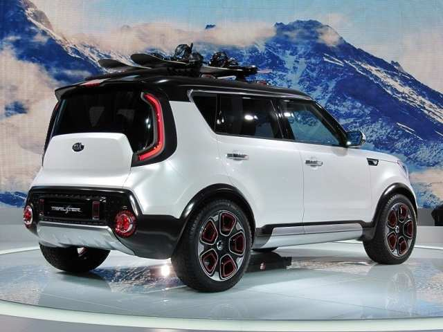 70 A Kia Trailster 2019 Price Design And Review